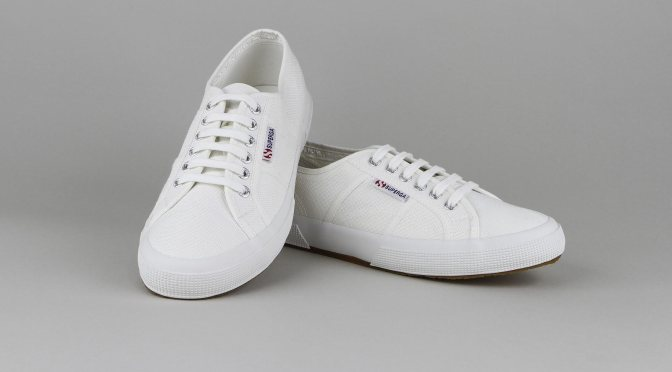 Superga la chaussure de l'été